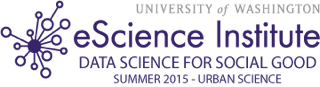 eScience logo