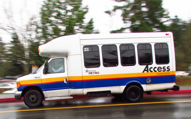 King County Metro Paratransit Group